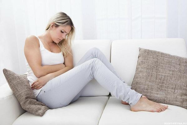 симптомы молочницы