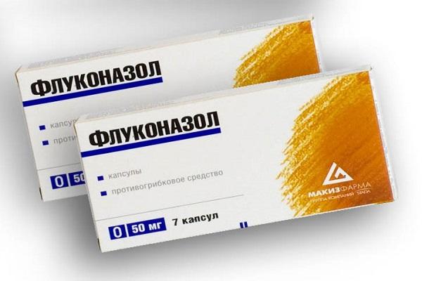 лечение флуконазолом