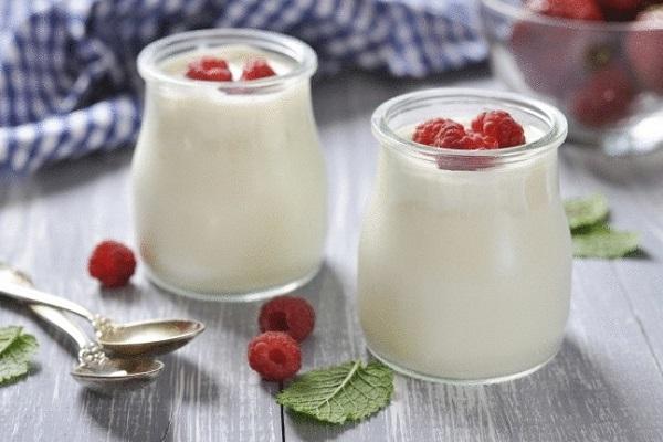 йогурт при молочнице