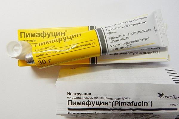 Мазь Пимафуцин при молочнице: инструкция, цена, отзывы
