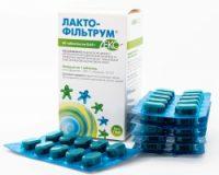Лактофильтрум при молочнице