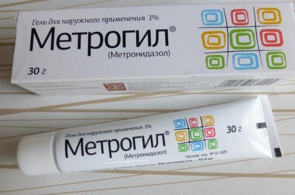 Кломегель /клотримазол+метронидазол/ гель вагинальный 30г туба с.