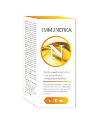 Immunetika - средство для укрепления иммунитета