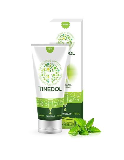 Tinedol - крем от грибка для ног