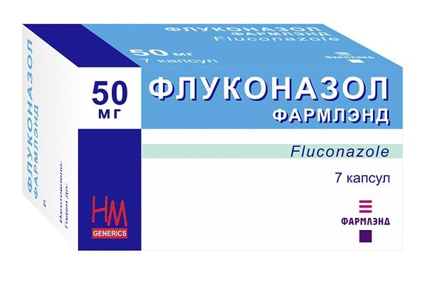 флуконазол инструкция
