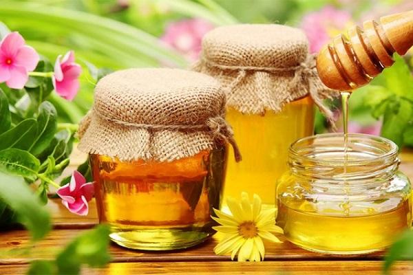 мед при молочнице