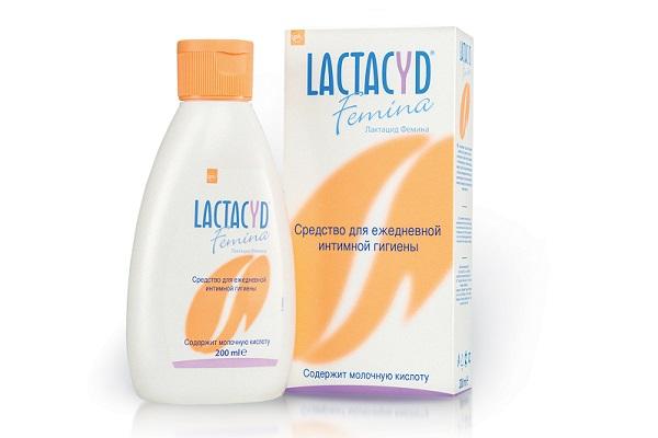 лактацид для интимной гигиены