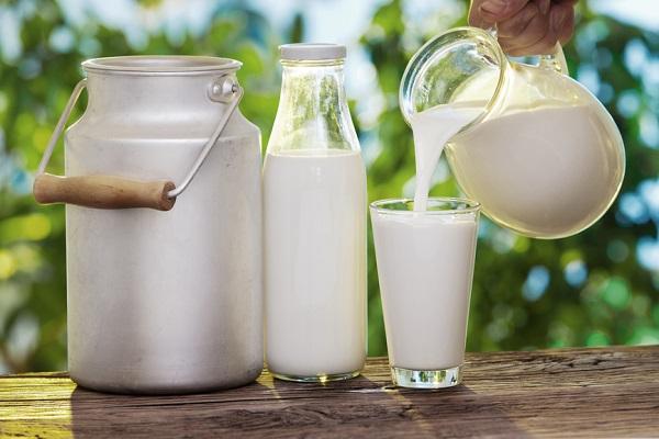 молоко при молочнице
