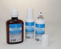 Хлоргексидин при молочнице